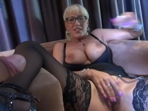 Not only pierced pussy but also hungry asshole of Lana Vegas get nailed well