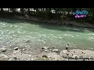 Roopi Shah Paki slut without blouse - nipple showing in wet saree- Desimasala.co