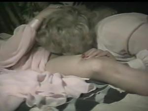 Slut Carolyn's has Cunt Licked by Lesbian Lover Sexy Desiree