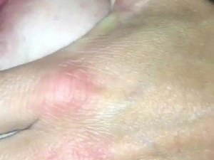 Another video  of me sucking my boobs