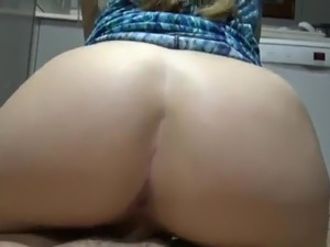 Amateur POV cock riding