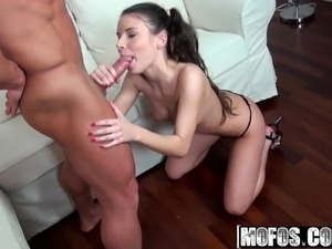 Anita Berlusconi - Hungary For More Cock - Mofos World Wide