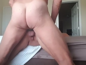 Doggie style creamie and pussy dripping wet