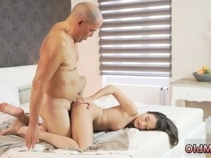 Family taboo old young first time Her Wet Dream