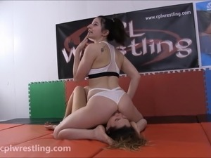 Arianne s Ass Humiliation - Facesitting Reverse Hard