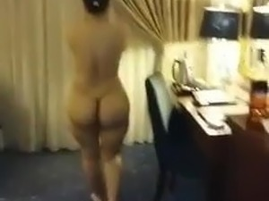 Hijabi Arab Tinder Fuck Meat with Huge Ass Fucked by Sean