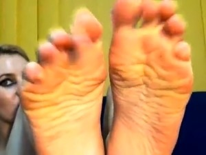 FOOT FETISH Asian Foot Fetish Videos2
