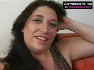 Open Ass Pussy Bbw Gets Cum On Her Fat Tits And Chubby Plump