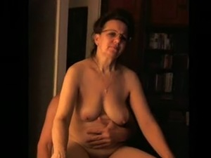 Here is my Russian mature wife who is used to sex on cam