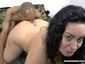 Anastasia lux first interracial