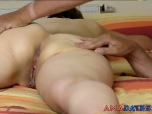 Big butt massage and pussy massage 3