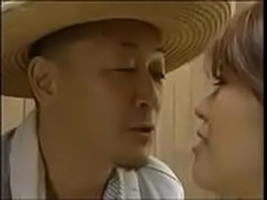 Asian Japanese rural MILF wife was harassed when she wash clothes - ReMilf.com