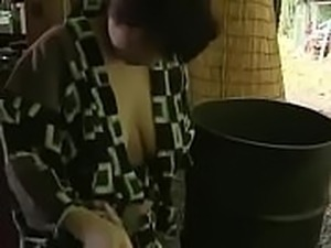 Asian Japanese big boobs peasant MILF&#039_s sexual life - ReMilf.com