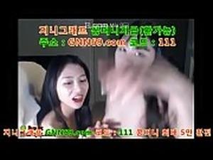 한국 국산 노모 레즈 커플의 끝장나는 섹스 콤비