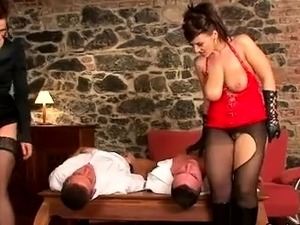 Gorgeous collection of Femdom videos from Ebony Femdom Movs