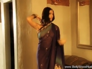 A Sacred Dance From Bollywood Nudes