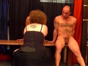 Kinky mature moms fuck young boys