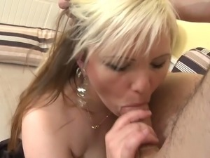 Old sluts suck and fuck young boys