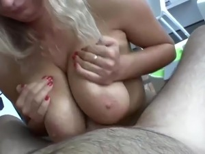 PUTA LOCURA Gorgeous Czech babe with huge natural tits