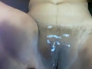 hot mallu aunty enjoying hardcore sex with her partner and  showing her body