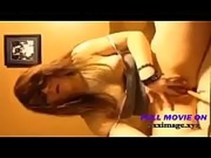 Hot young Indian girl self fun in the home spy cam